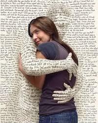 abrazo lector